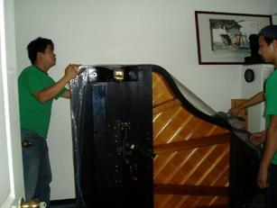 鋼琴搬運實況3