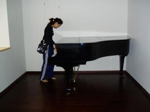 鋼琴搬運實況7